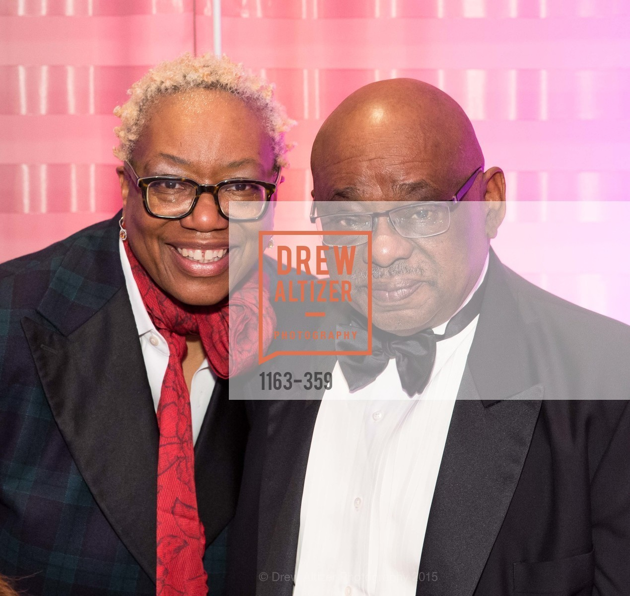Linda Harrison, Ernie Bates, 2015 MoAD Gala: Finding the I in Diaspora, MoAD Museum & The St. Regis, October 10th, 2015,Drew Altizer, Drew Altizer Photography, full-service agency, private events, San Francisco photographer, photographer california