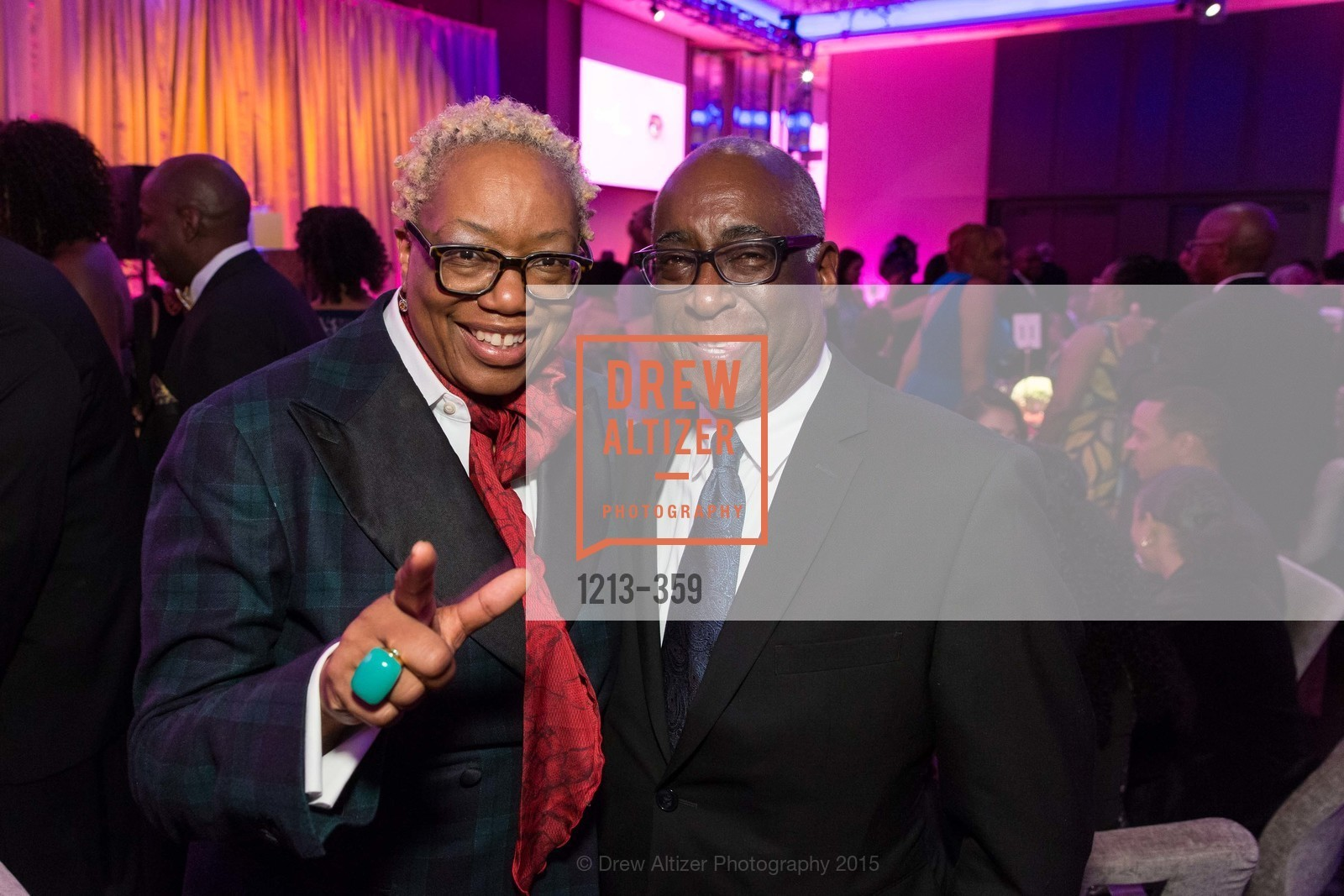 Linda Harrison, Michael Warr, 2015 MoAD Gala: Finding the I in Diaspora, MoAD Museum & The St. Regis, October 10th, 2015,Drew Altizer, Drew Altizer Photography, full-service agency, private events, San Francisco photographer, photographer california