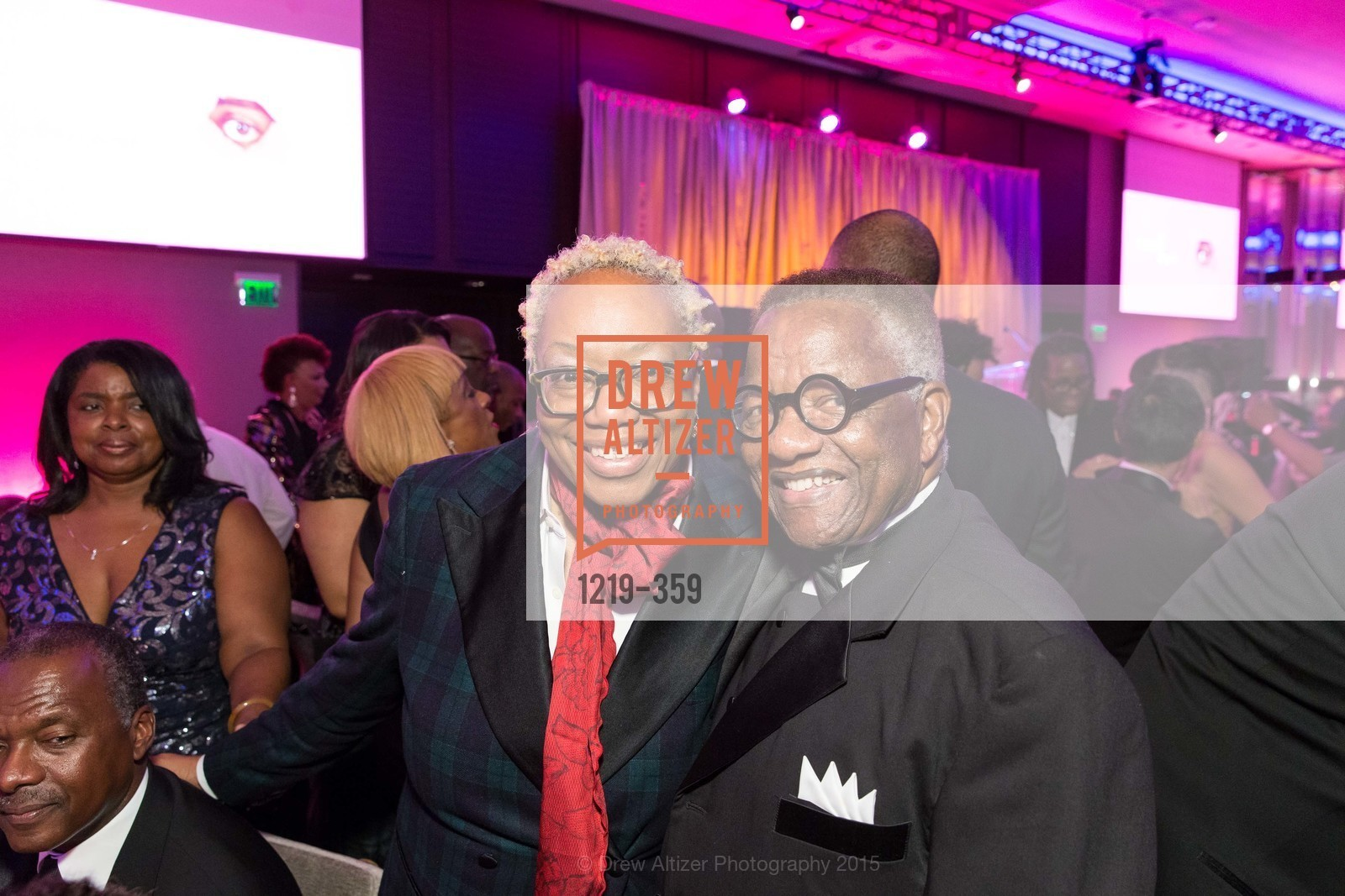 Linda Harrison, Toye Moses, 2015 MoAD Gala: Finding the I in Diaspora, MoAD Museum & The St. Regis, October 10th, 2015,Drew Altizer, Drew Altizer Photography, full-service agency, private events, San Francisco photographer, photographer california