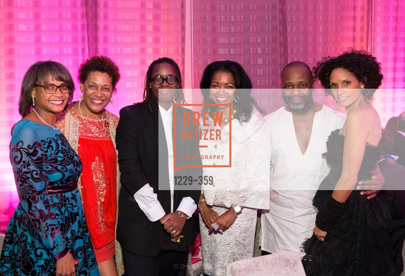 Karen Jenkins Johnson, Carrie Weems, Mickalene Thomas, Denise Bradley Tyson, Theaster Gates, Raquel Chevremont, 2015 MoAD Gala: Finding the I in Diaspora, MoAD Museum & The St. Regis, October 10th, 2015,Drew Altizer, Drew Altizer Photography, full-service agency, private events, San Francisco photographer, photographer california