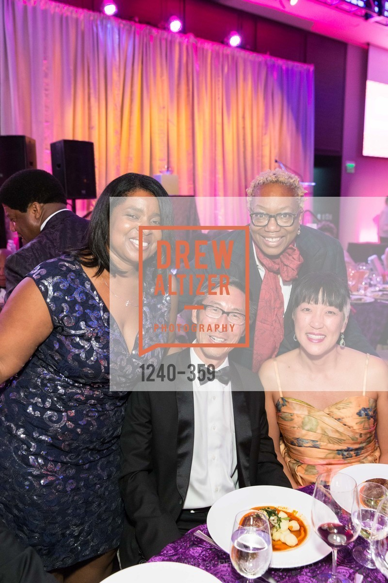 Yvette Radford, Eric Mar, Linda Harrison, Debra Leow, 2015 MoAD Gala: Finding the I in Diaspora, MoAD Museum & The St. Regis, October 10th, 2015,Drew Altizer, Drew Altizer Photography, full-service agency, private events, San Francisco photographer, photographer california