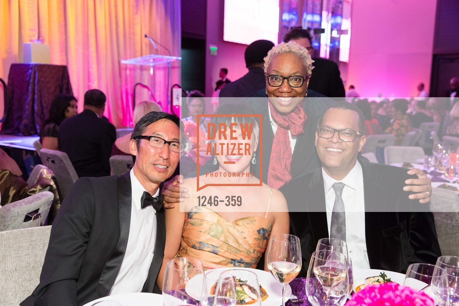 Eric Mar, Deborah Leow, Linda Harrison, Fred Blackwell, 2015 MoAD Gala: Finding the I in Diaspora, MoAD Museum & The St. Regis, October 10th, 2015,Drew Altizer, Drew Altizer Photography, full-service agency, private events, San Francisco photographer, photographer california