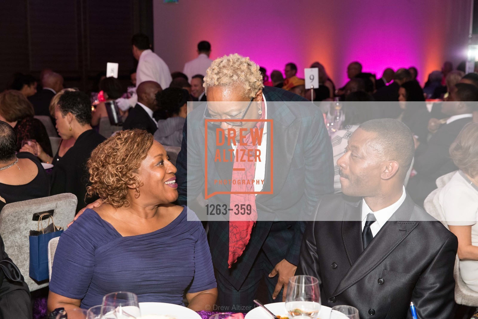 CCH Pounder, Linda Harrison, Kofi Bonner, 2015 MoAD Gala: Finding the I in Diaspora, MoAD Museum & The St. Regis, October 10th, 2015,Drew Altizer, Drew Altizer Photography, full-service agency, private events, San Francisco photographer, photographer california