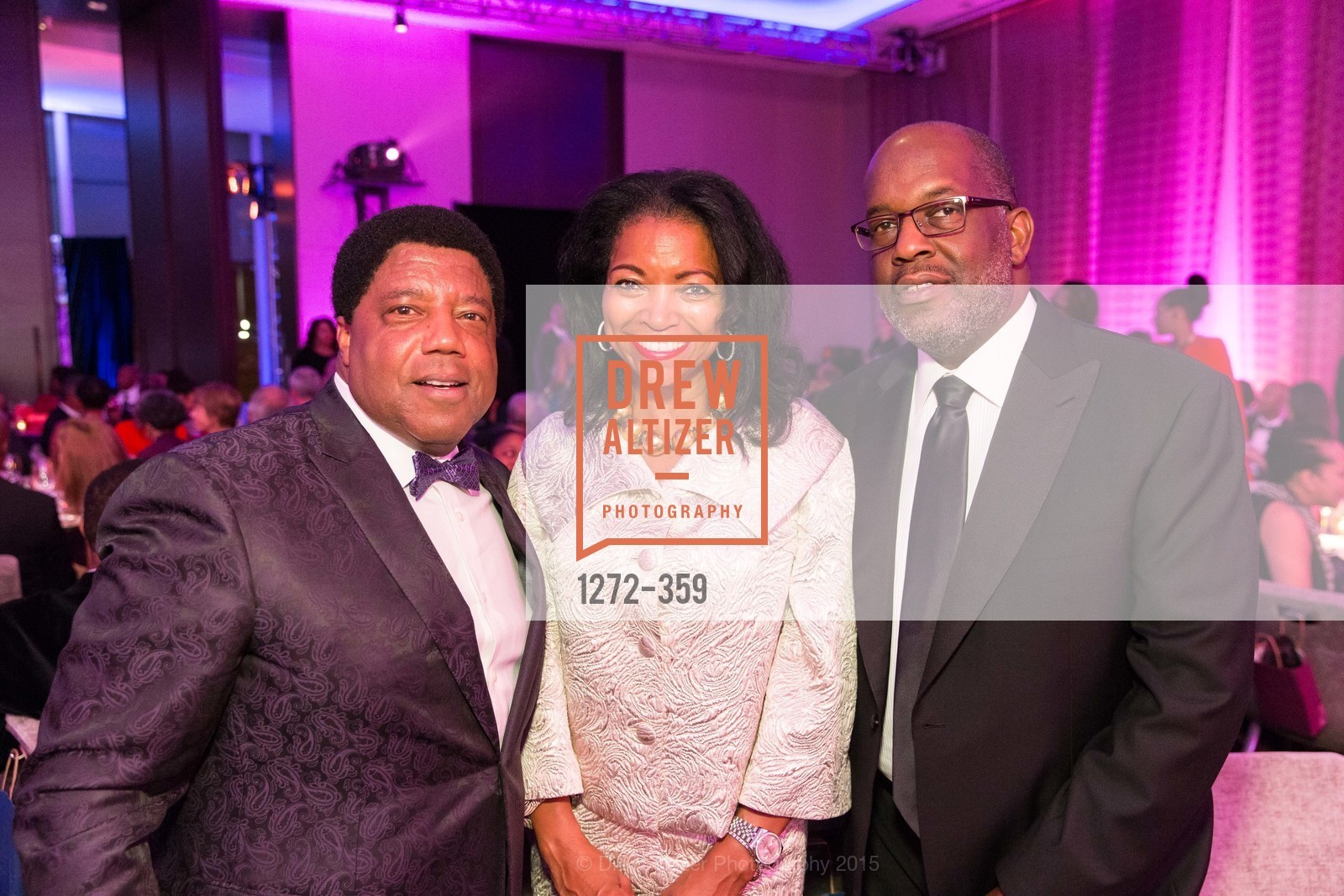 Lloyd Dean, Denise Bradley Tyson, Bernard Tyson, 2015 MoAD Gala: Finding the I in Diaspora, MoAD Museum & The St. Regis, October 10th, 2015,Drew Altizer, Drew Altizer Photography, full-service agency, private events, San Francisco photographer, photographer california