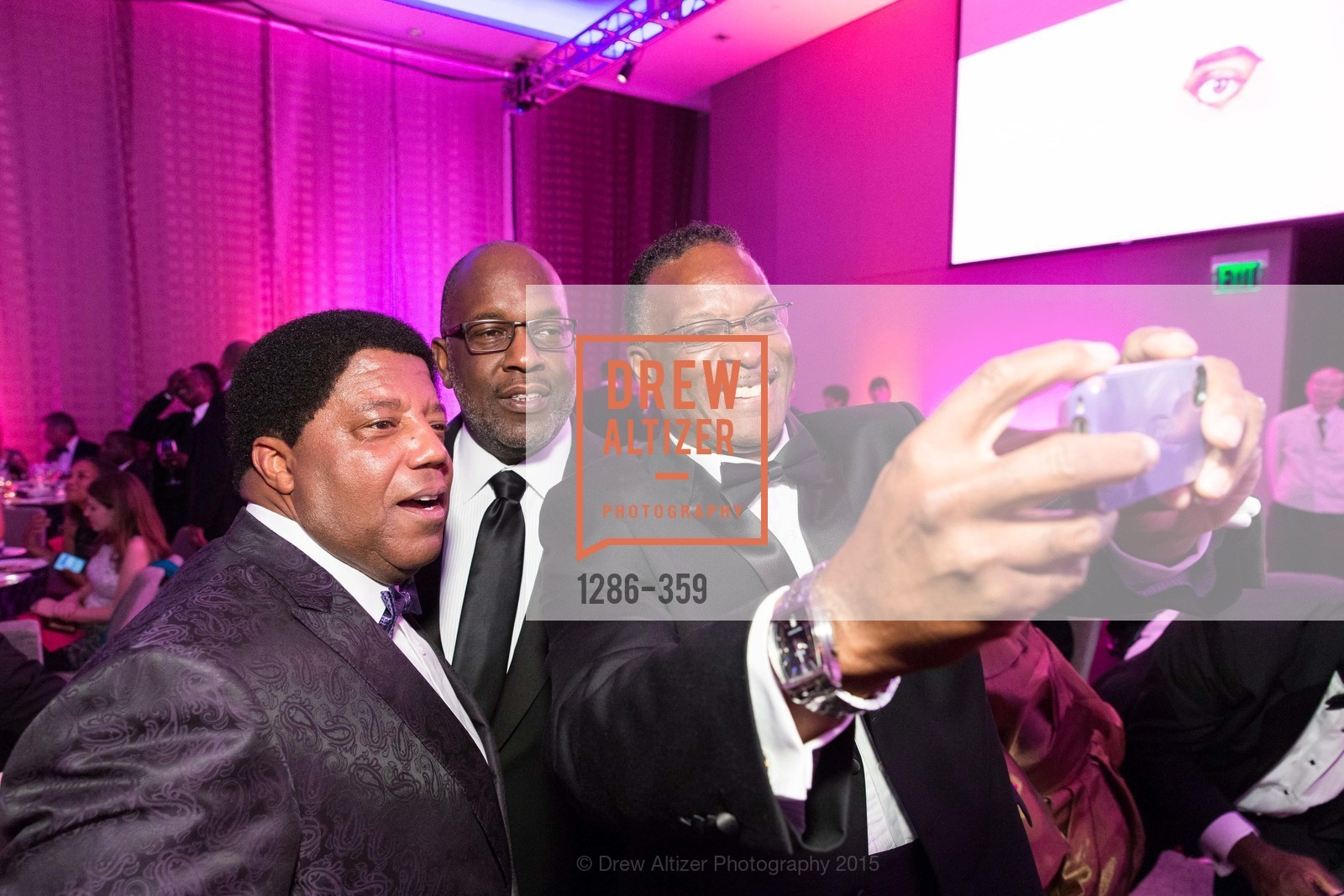 Lloyd Dean, Bernard Tyson, Dave Clark, 2015 MoAD Gala: Finding the I in Diaspora, MoAD Museum & The St. Regis, October 10th, 2015,Drew Altizer, Drew Altizer Photography, full-service event agency, private events, San Francisco photographer, photographer California