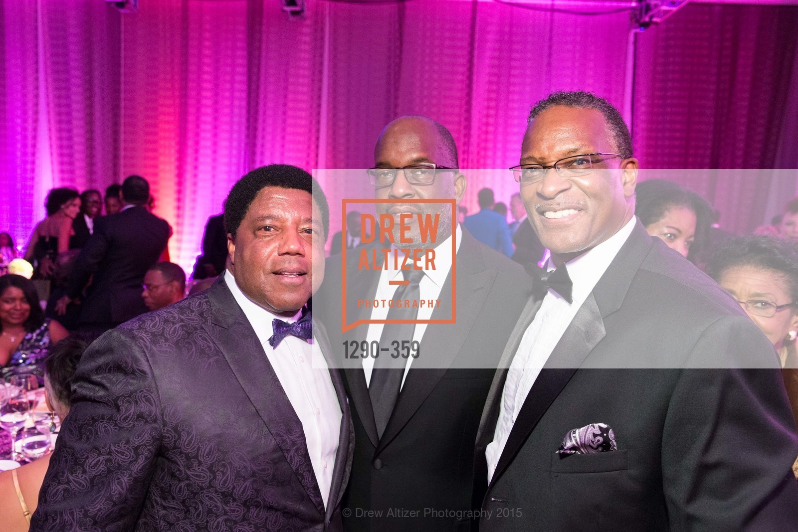 Lloyd Dean, Bernard Tyson, Dave Clark, 2015 MoAD Gala: Finding the I in Diaspora, MoAD Museum & The St. Regis, October 10th, 2015,Drew Altizer, Drew Altizer Photography, full-service agency, private events, San Francisco photographer, photographer california