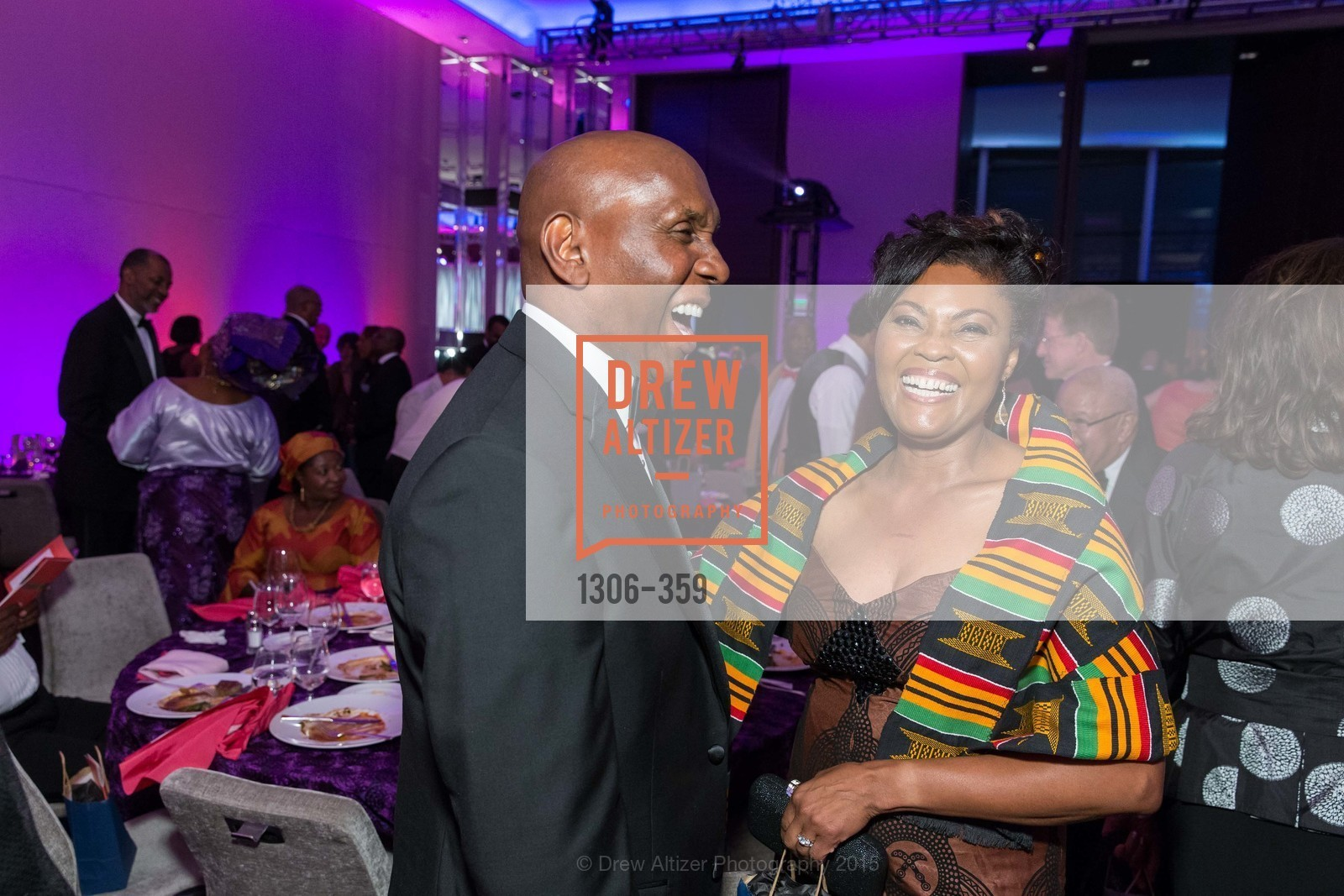 Gladys Moore, 2015 MoAD Gala: Finding the I in Diaspora, MoAD Museum & The St. Regis, October 10th, 2015