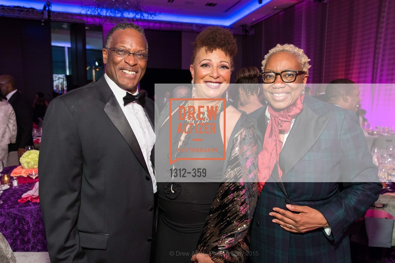 Dave Clark, J. Rosalynn Clark, Linda Harrison, 2015 MoAD Gala: Finding the I in Diaspora, MoAD Museum & The St. Regis, October 10th, 2015,Drew Altizer, Drew Altizer Photography, full-service agency, private events, San Francisco photographer, photographer california