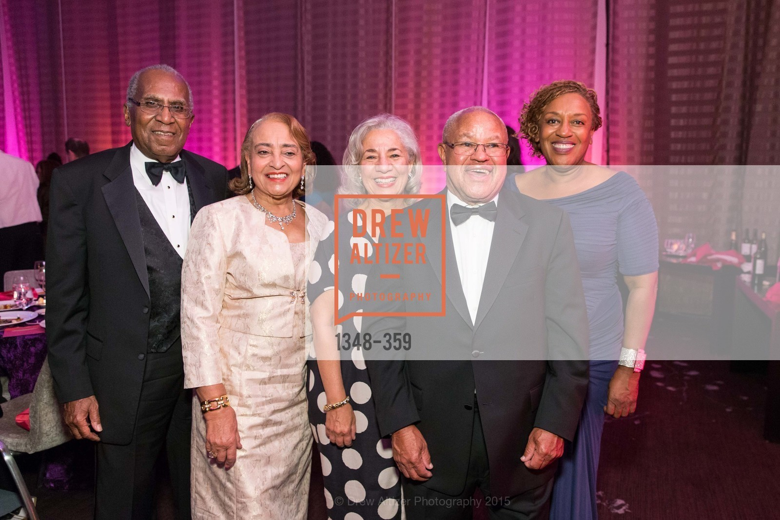 Lowell James Gibbs, Jewelle Taylor Gibbs, Peggy Woodford Forbes, CCH Pounder, Gregory Edwards, 2015 MoAD Gala: Finding the I in Diaspora, MoAD Museum & The St. Regis, October 10th, 2015,Drew Altizer, Drew Altizer Photography, full-service agency, private events, San Francisco photographer, photographer california