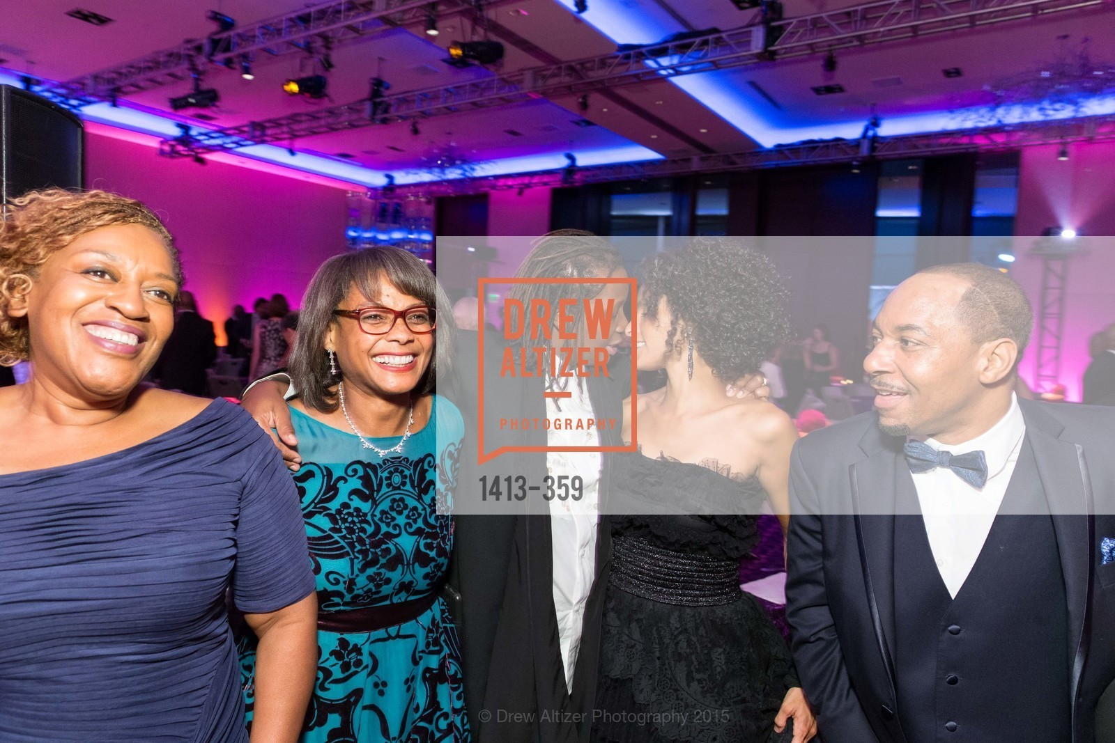 Sarah Manyika, CCH Pounder, Karen Jenkins Johnson, Mickalene Thomas, Raquel Chevremont, Melvin Marshall, 2015 MoAD Gala: Finding the I in Diaspora, MoAD Museum & The St. Regis, October 10th, 2015,Drew Altizer, Drew Altizer Photography, full-service agency, private events, San Francisco photographer, photographer california