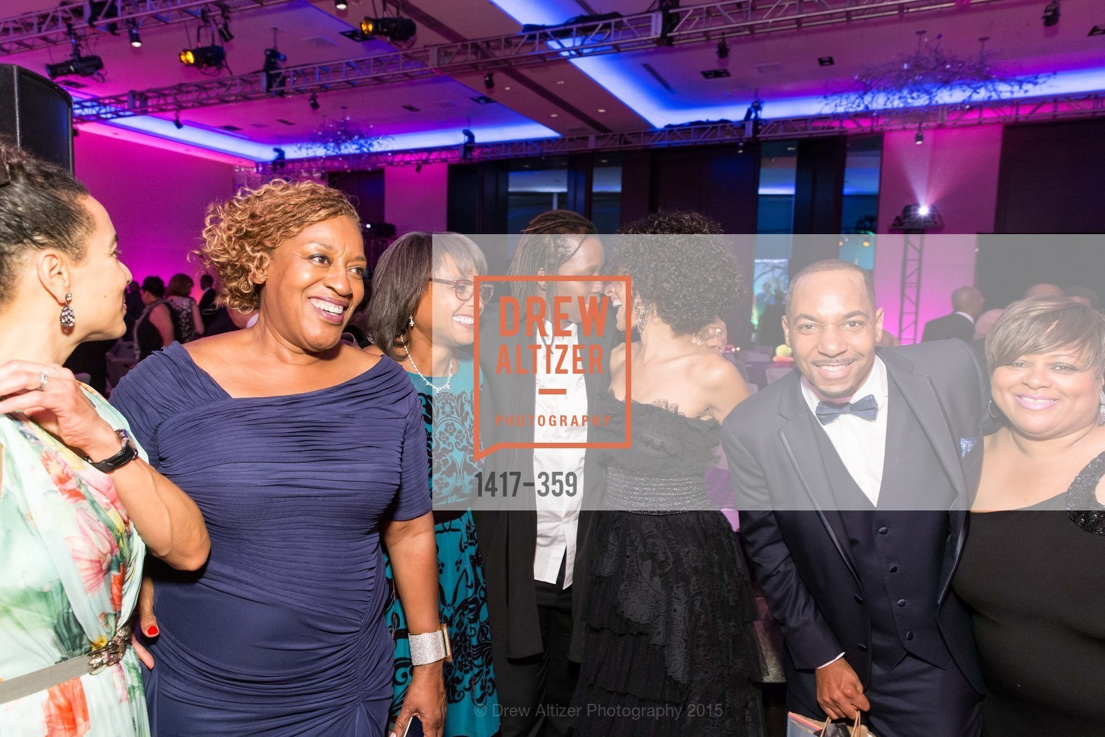 Sarah Manyika, CCH Pounder, Karen Jenkins Johnson, Mickalene Thomas, Raquel Chevremont, Melvin Marshall, Teresa Tyson, 2015 MoAD Gala: Finding the I in Diaspora, MoAD Museum & The St. Regis, October 10th, 2015,Drew Altizer, Drew Altizer Photography, full-service agency, private events, San Francisco photographer, photographer california