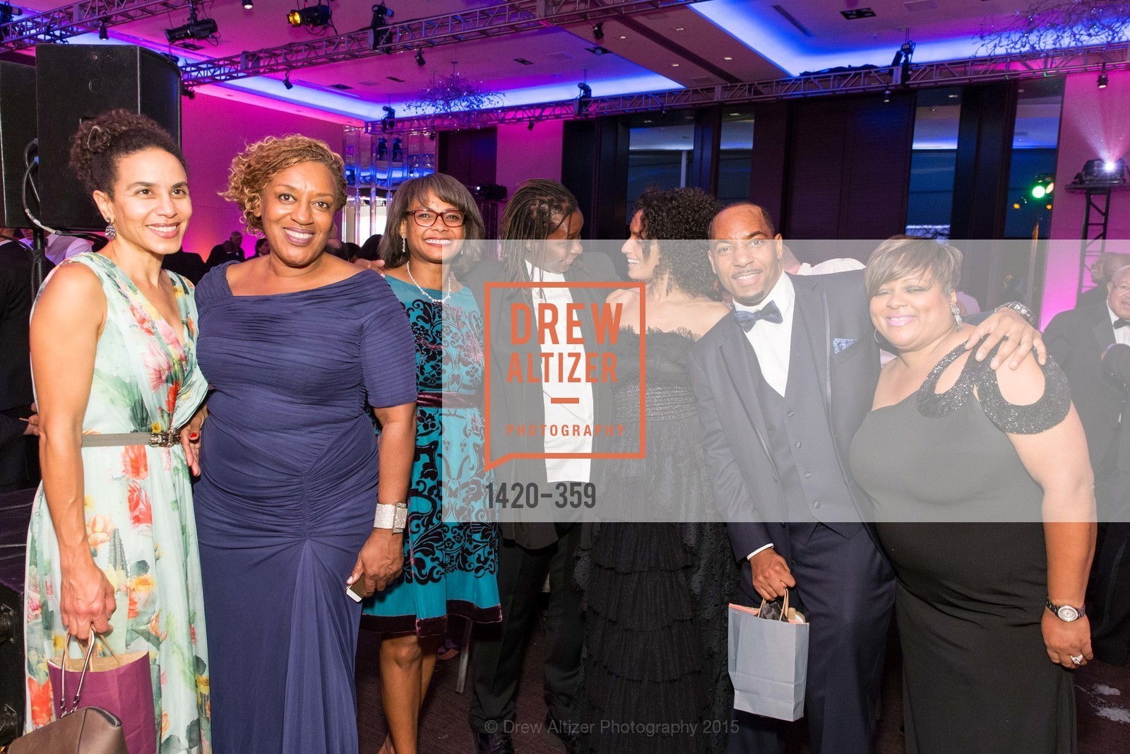 Sarah Manyika, CCH Pounder, Karen Jenkins Johnson, Raquel Chevremont, Melvin Marshall, Teresa Tyson, 2015 MoAD Gala: Finding the I in Diaspora, MoAD Museum & The St. Regis, October 10th, 2015,Drew Altizer, Drew Altizer Photography, full-service event agency, private events, San Francisco photographer, photographer California
