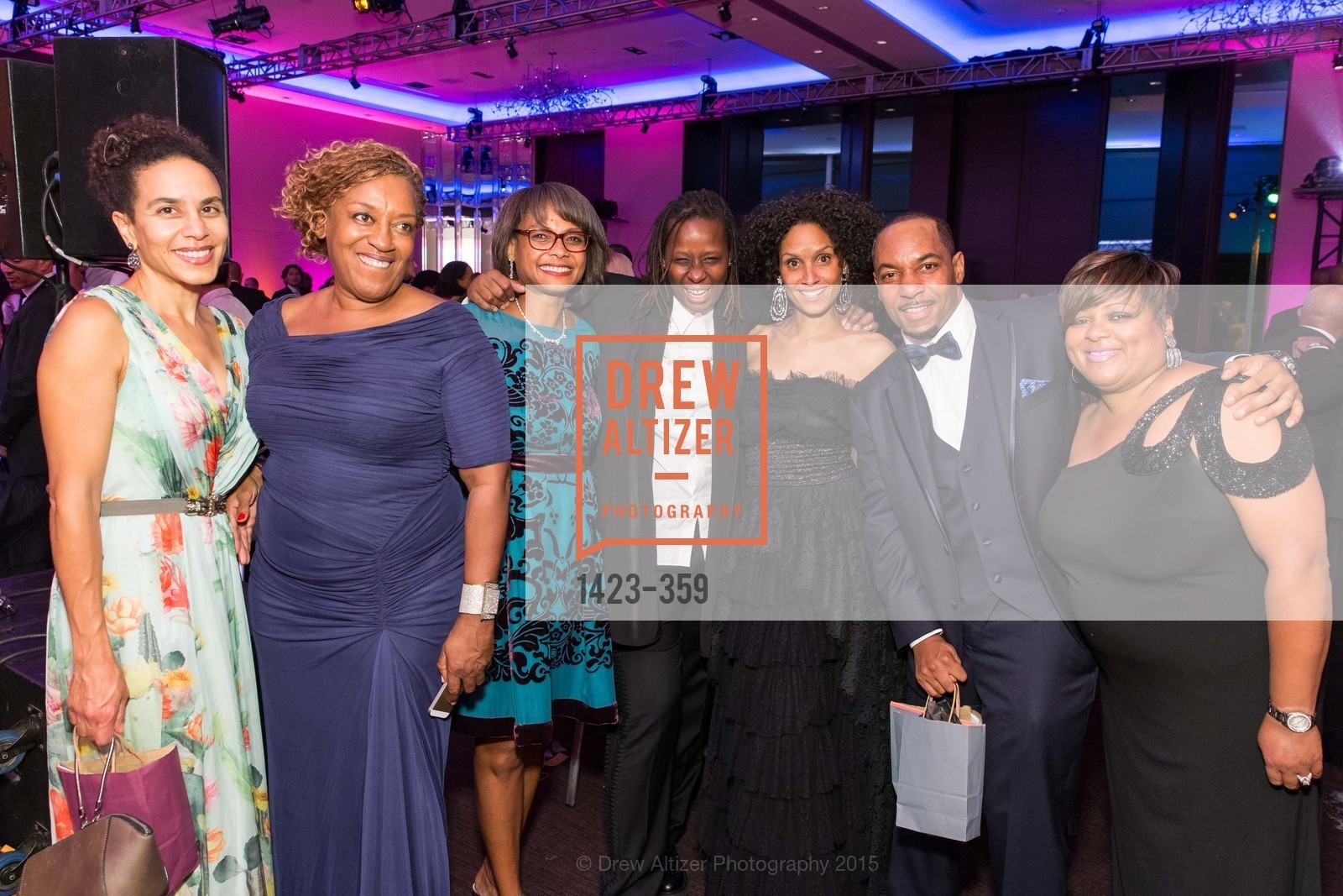 Sarah Manyika, CCH Pounder, Karen Jenkins Johnson, Raquel Chevremont, Melvin Marshall, Teresa Tyson, 2015 MoAD Gala: Finding the I in Diaspora, MoAD Museum & The St. Regis, October 10th, 2015,Drew Altizer, Drew Altizer Photography, full-service agency, private events, San Francisco photographer, photographer california