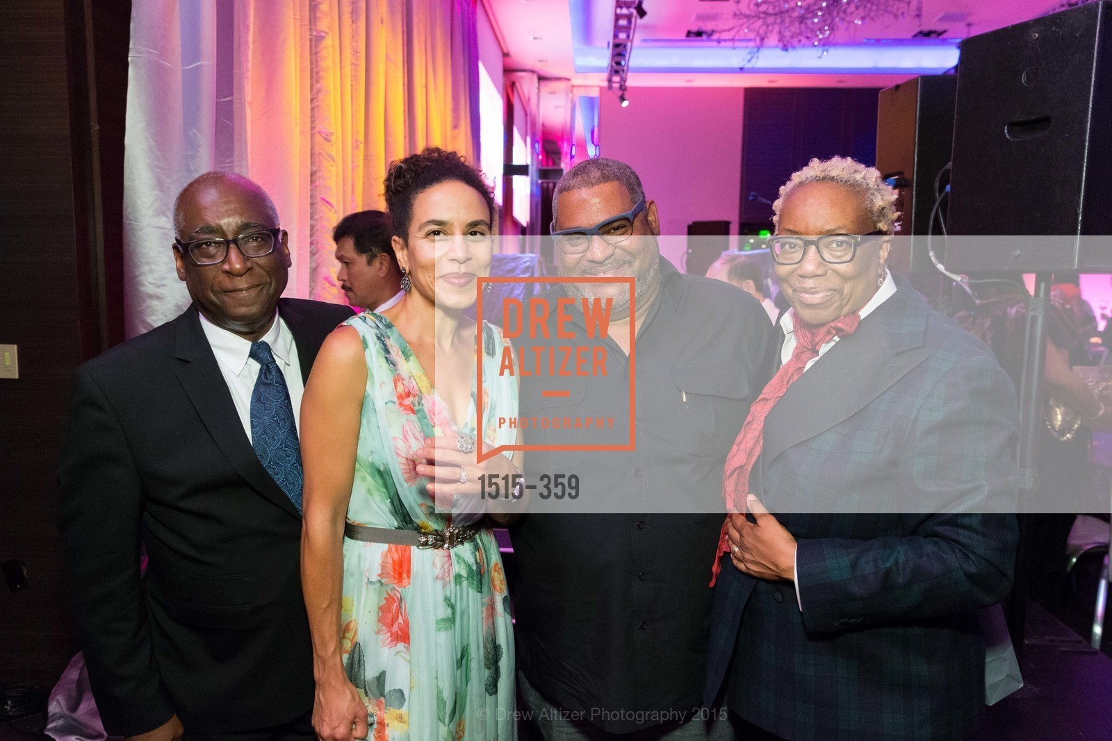 Michael Warr, Sarah Manyika, Linda Harrison, 2015 MoAD Gala: Finding the I in Diaspora, MoAD Museum & The St. Regis, October 10th, 2015,Drew Altizer, Drew Altizer Photography, full-service agency, private events, San Francisco photographer, photographer california