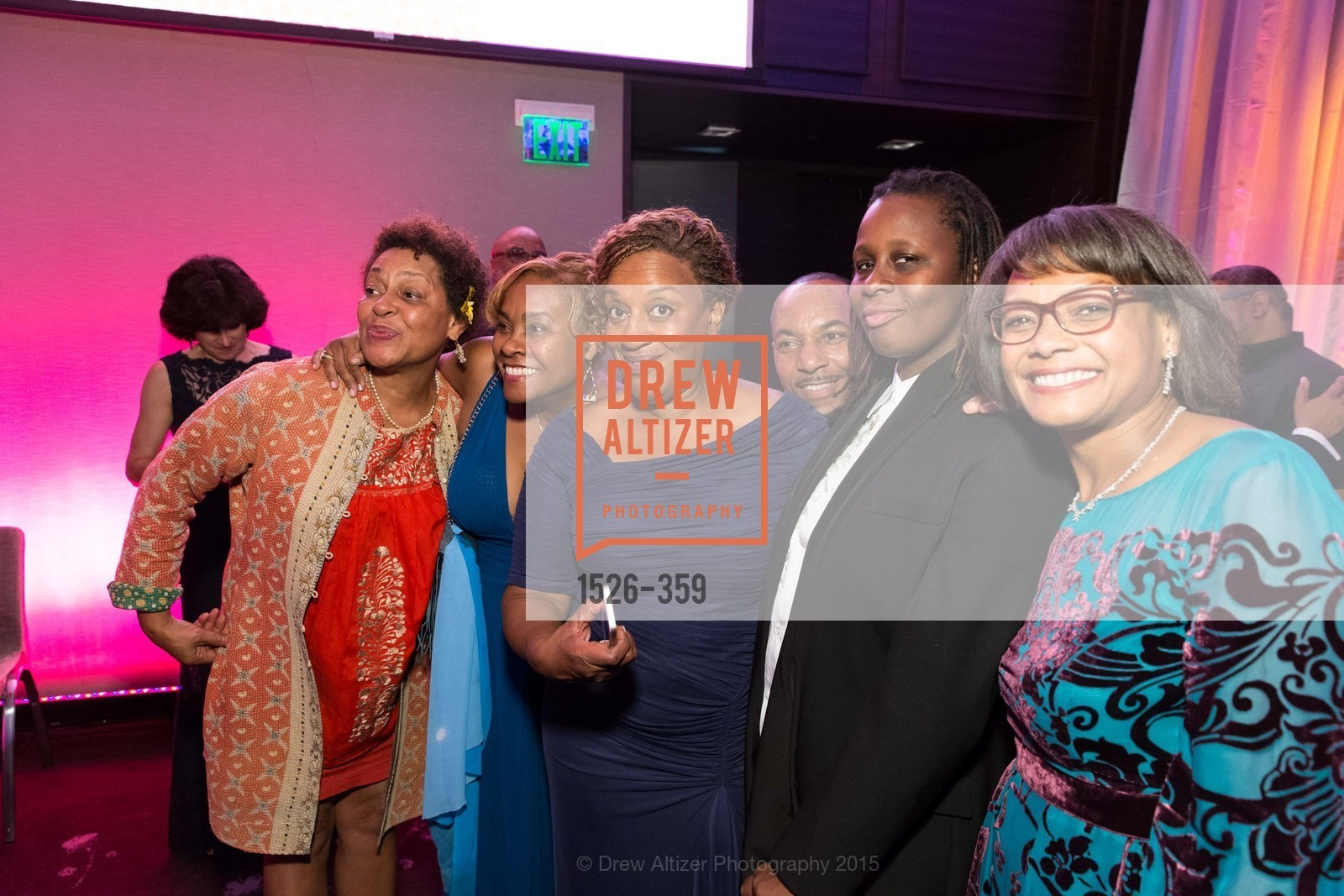 Carrie Weems, Nashormeh Lindo, CCH Pounder, Melvin Marshall, Mickalene Thomas, Karen Jenkins Johnson, 2015 MoAD Gala: Finding the I in Diaspora, MoAD Museum & The St. Regis, October 10th, 2015,Drew Altizer, Drew Altizer Photography, full-service agency, private events, San Francisco photographer, photographer california