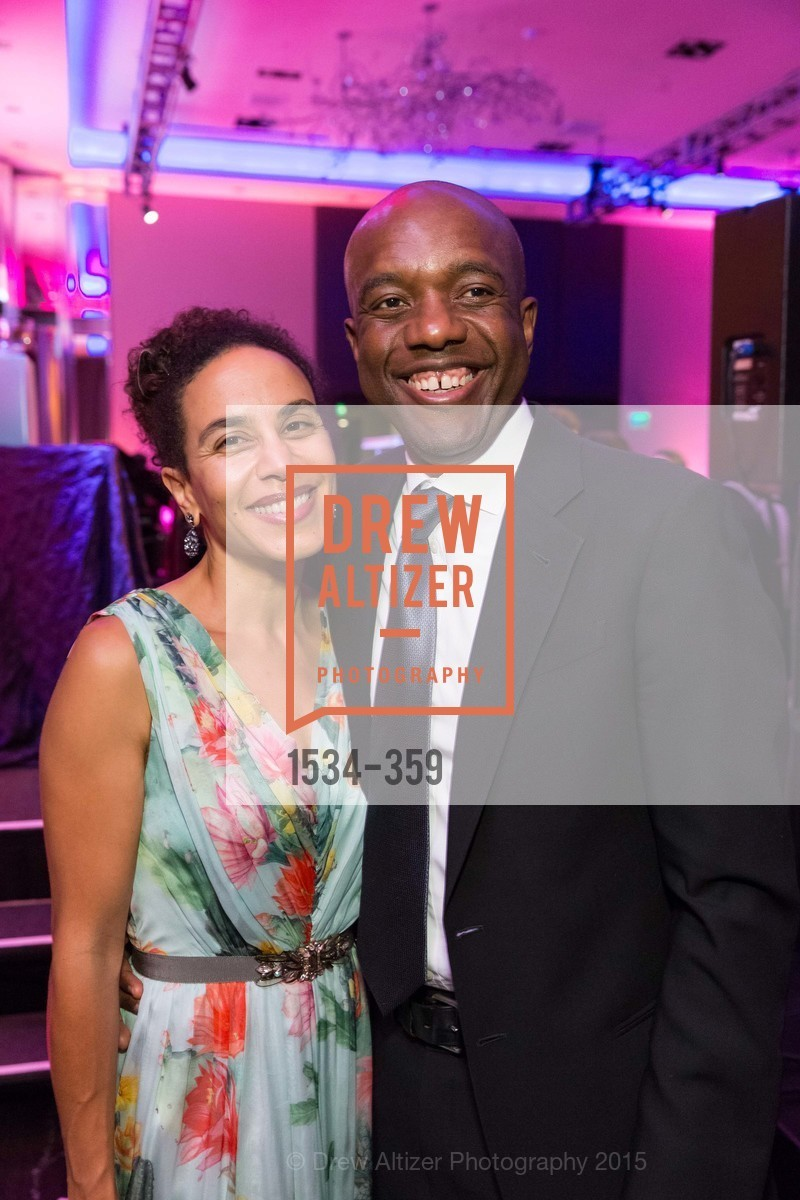 Sarah Manyika, James Manyika, 2015 MoAD Gala: Finding the I in Diaspora, MoAD Museum & The St. Regis, October 10th, 2015,Drew Altizer, Drew Altizer Photography, full-service agency, private events, San Francisco photographer, photographer california