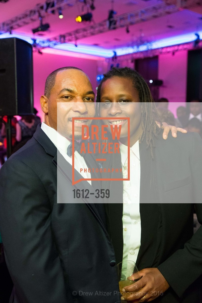 Melvin Marshall, Mickalene Thomas, 2015 MoAD Gala: Finding the I in Diaspora, MoAD Museum & The St. Regis, October 10th, 2015,Drew Altizer, Drew Altizer Photography, full-service agency, private events, San Francisco photographer, photographer california