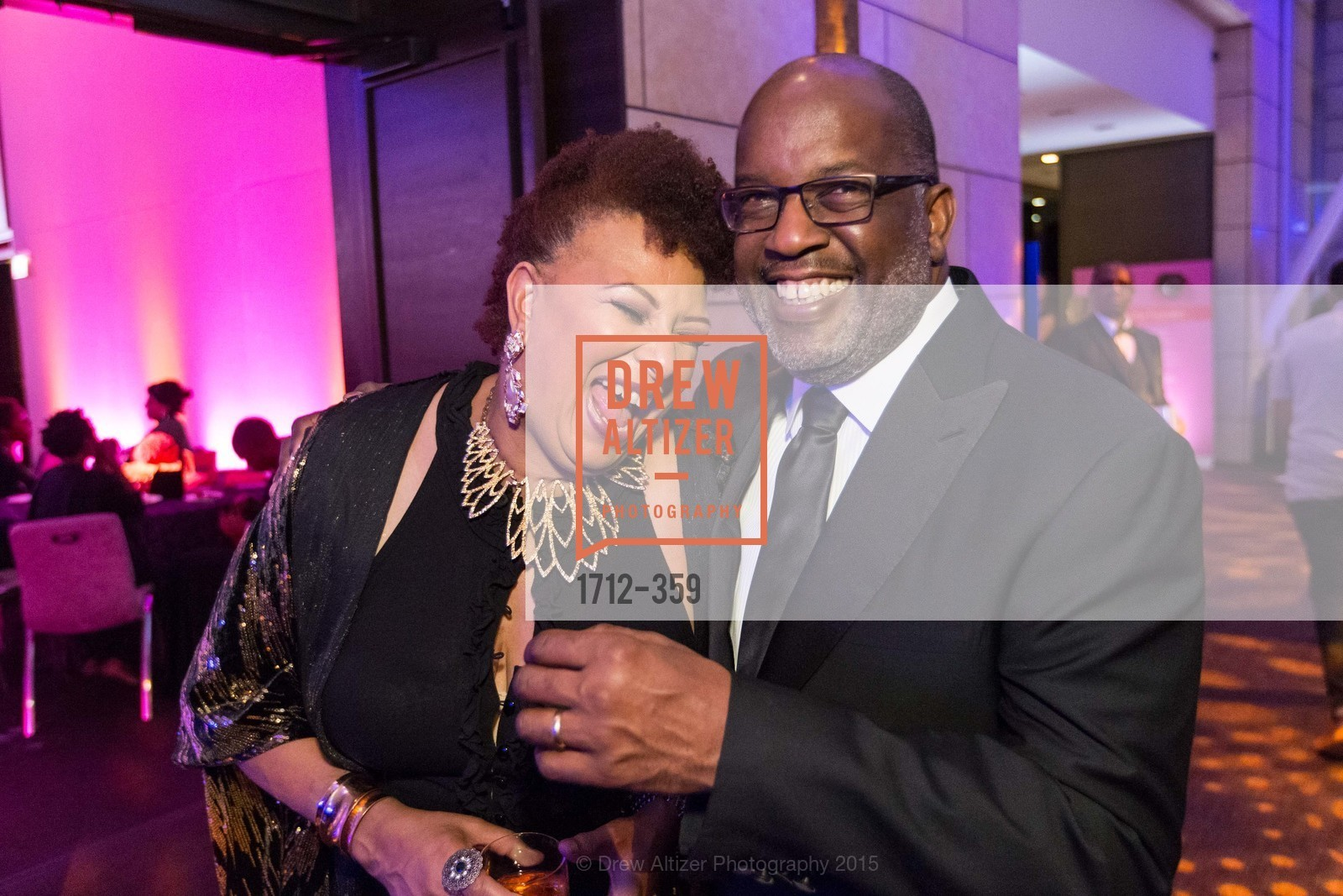 J Rosalynn Smith-Clark, Bernard Tyson, 2015 MoAD Gala: Finding the I in Diaspora, MoAD Museum & The St. Regis, October 10th, 2015,Drew Altizer, Drew Altizer Photography, full-service event agency, private events, San Francisco photographer, photographer California
