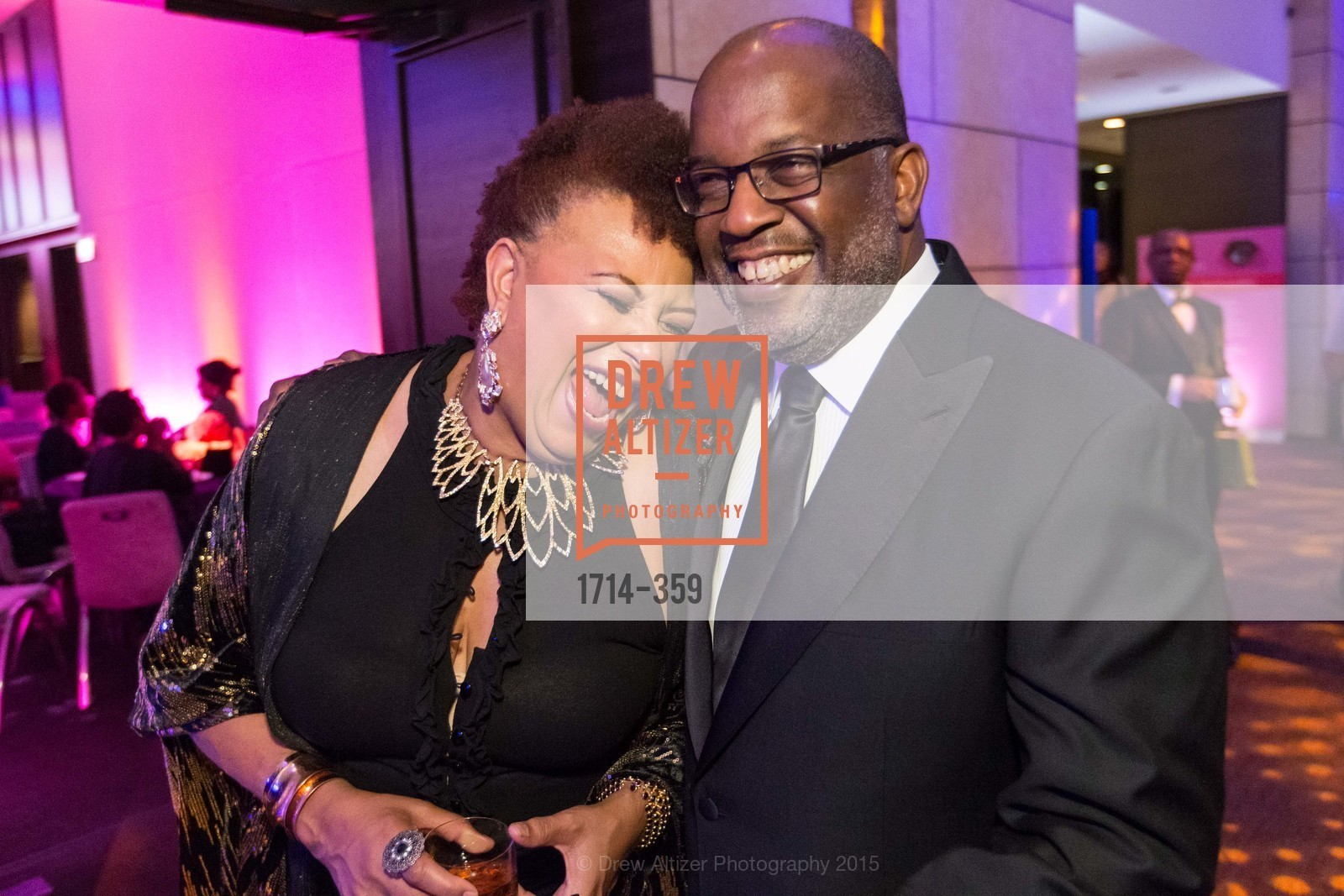 J Rosalynn Smith-Clark, Bernard Tyson, 2015 MoAD Gala: Finding the I in Diaspora, MoAD Museum & The St. Regis, October 10th, 2015,Drew Altizer, Drew Altizer Photography, full-service agency, private events, San Francisco photographer, photographer california