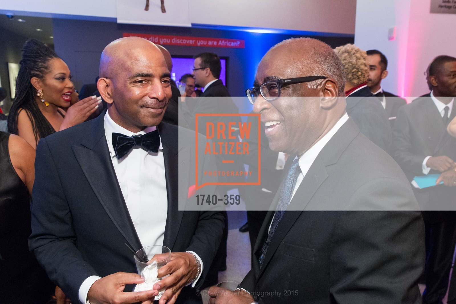 Steve Bowdry, Michael Warr, 2015 MoAD Gala: Finding the I in Diaspora, MoAD Museum & The St. Regis, October 10th, 2015,Drew Altizer, Drew Altizer Photography, full-service agency, private events, San Francisco photographer, photographer california