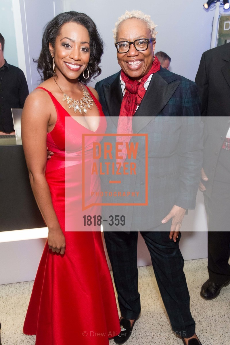 Malia Cohen, Linda Harrison, 2015 MoAD Gala: Finding the I in Diaspora, MoAD Museum & The St. Regis, October 10th, 2015,Drew Altizer, Drew Altizer Photography, full-service agency, private events, San Francisco photographer, photographer california
