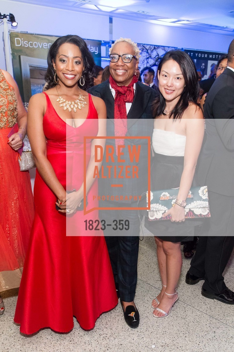 Malia Cohen, Linda Harrison, Jane Kim, 2015 MoAD Gala: Finding the I in Diaspora, MoAD Museum & The St. Regis, October 10th, 2015,Drew Altizer, Drew Altizer Photography, full-service agency, private events, San Francisco photographer, photographer california