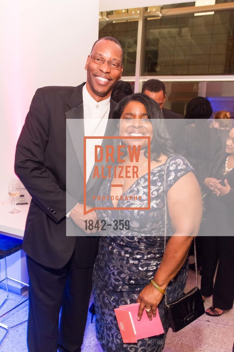 David Tucker, Yvette Bradford, 2015 MoAD Gala: Finding the I in Diaspora, MoAD Museum & The St. Regis, October 10th, 2015,Drew Altizer, Drew Altizer Photography, full-service agency, private events, San Francisco photographer, photographer california