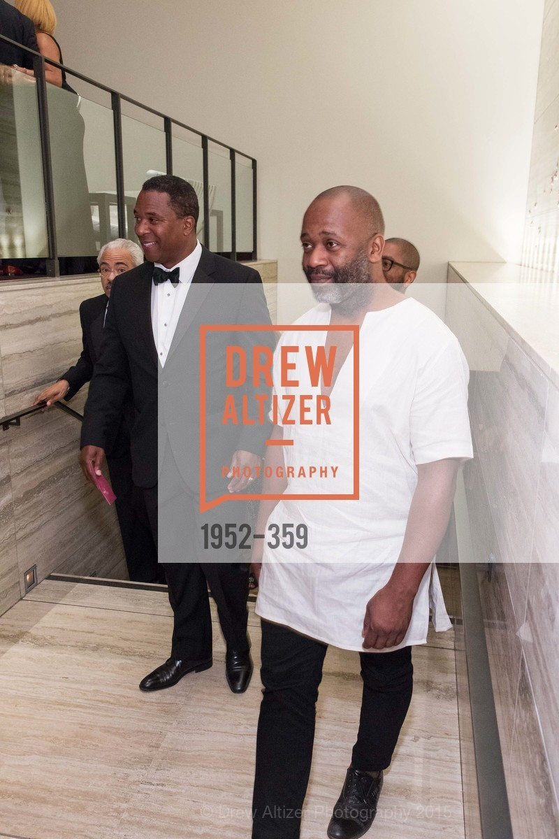 Theaster Gates, 2015 MoAD Gala: Finding the I in Diaspora, MoAD Museum & The St. Regis, October 10th, 2015,Drew Altizer, Drew Altizer Photography, full-service agency, private events, San Francisco photographer, photographer california