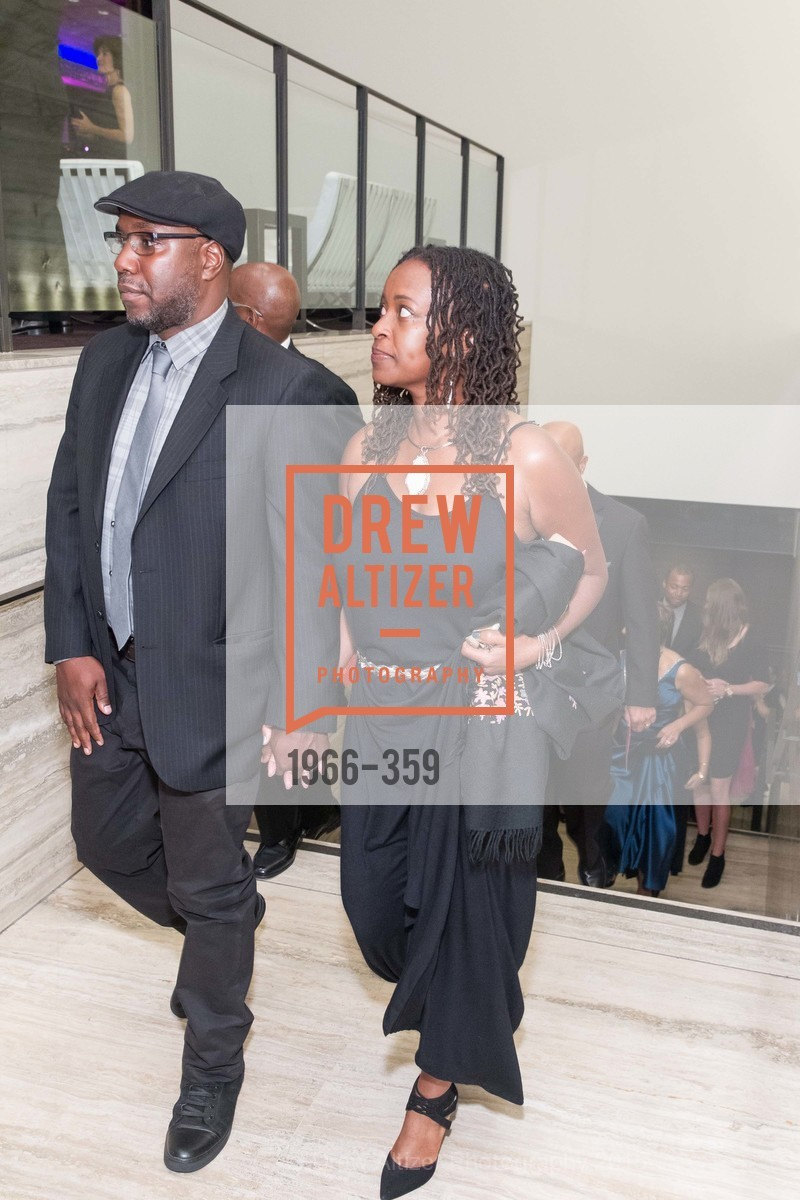 Jahi Nayo, Kelley Naho, 2015 MoAD Gala: Finding the I in Diaspora, MoAD Museum & The St. Regis, October 10th, 2015,Drew Altizer, Drew Altizer Photography, full-service event agency, private events, San Francisco photographer, photographer California