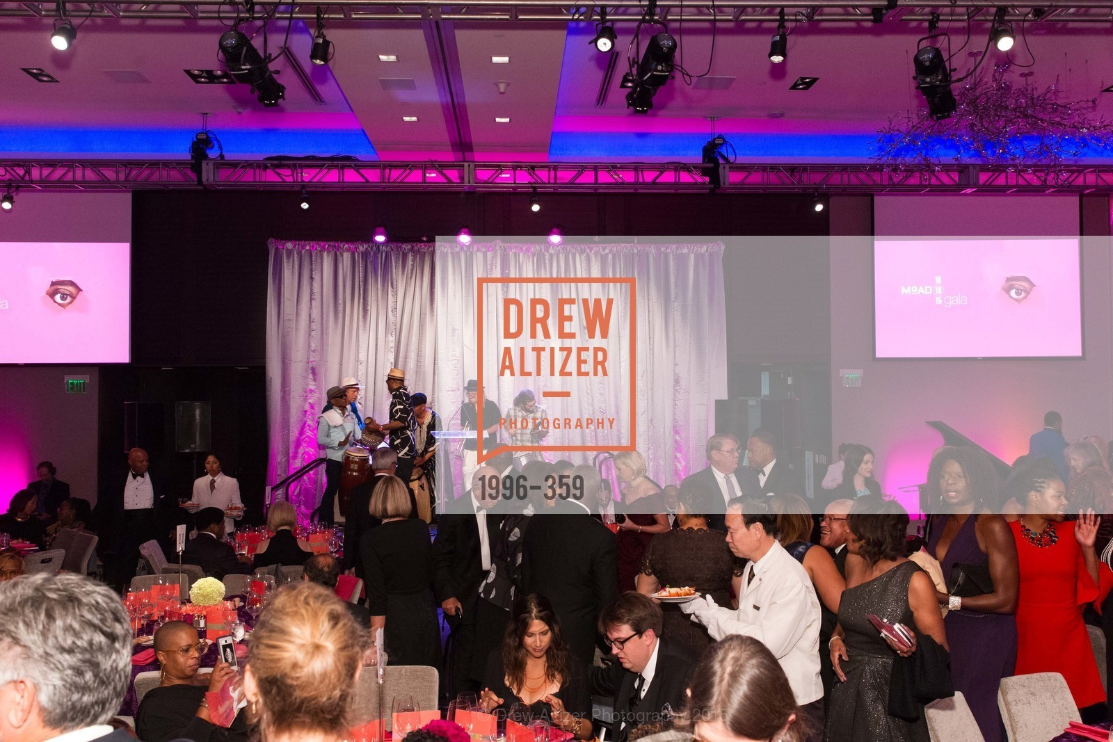 Atmosphere, 2015 MoAD Gala: Finding the I in Diaspora, MoAD Museum & The St. Regis, October 10th, 2015,Drew Altizer, Drew Altizer Photography, full-service agency, private events, San Francisco photographer, photographer california