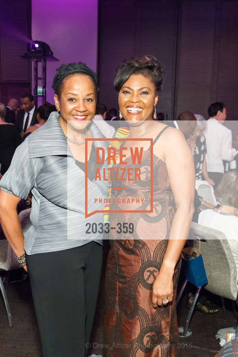 Michele Davis, Gladys Moore, 2015 MoAD Gala: Finding the I in Diaspora, MoAD Museum & The St. Regis, October 10th, 2015,Drew Altizer, Drew Altizer Photography, full-service agency, private events, San Francisco photographer, photographer california