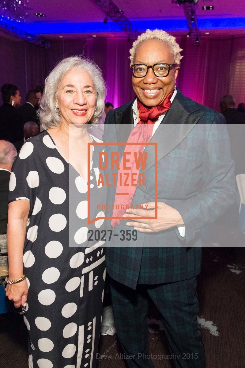 Peggy Woodford Forbes, Linda Harrison, 2015 MoAD Gala: Finding the I in Diaspora, MoAD Museum & The St. Regis, October 10th, 2015,Drew Altizer, Drew Altizer Photography, full-service agency, private events, San Francisco photographer, photographer california