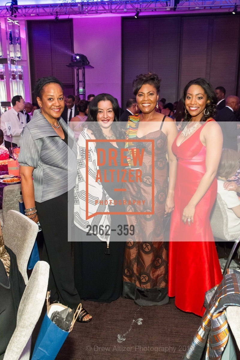 Michele Davis, Hala Hijazi, Gladys Moore, Malia Cohen, 2015 MoAD Gala: Finding the I in Diaspora, MoAD Museum & The St. Regis, October 10th, 2015,Drew Altizer, Drew Altizer Photography, full-service event agency, private events, San Francisco photographer, photographer California