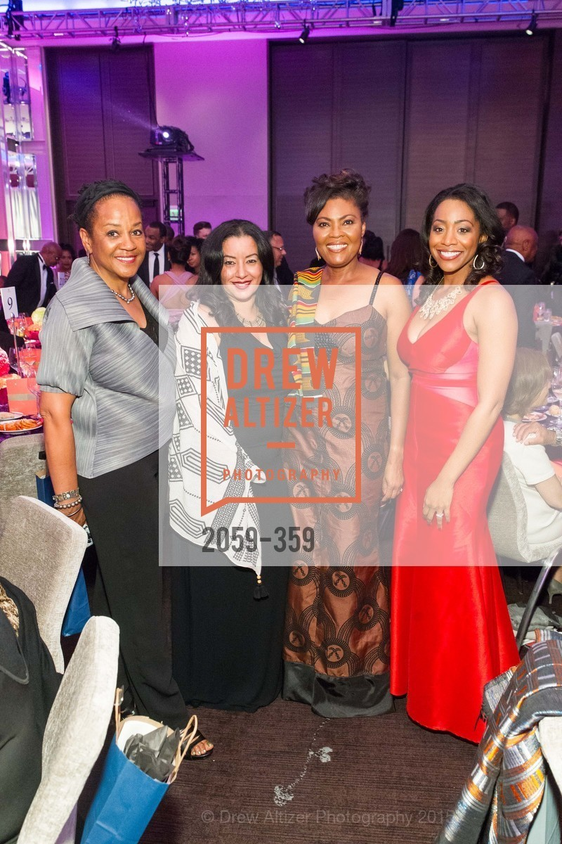 Michele Davis, Hala Hijazi, Gladys Moore, Malia Cohen, 2015 MoAD Gala: Finding the I in Diaspora, MoAD Museum & The St. Regis, October 10th, 2015,Drew Altizer, Drew Altizer Photography, full-service agency, private events, San Francisco photographer, photographer california