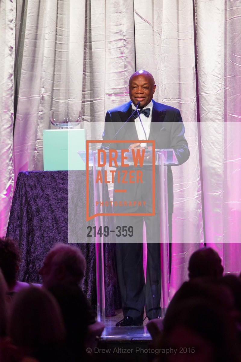 Willie Brown, 2015 MoAD Gala: Finding the I in Diaspora, MoAD Museum & The St. Regis, October 10th, 2015