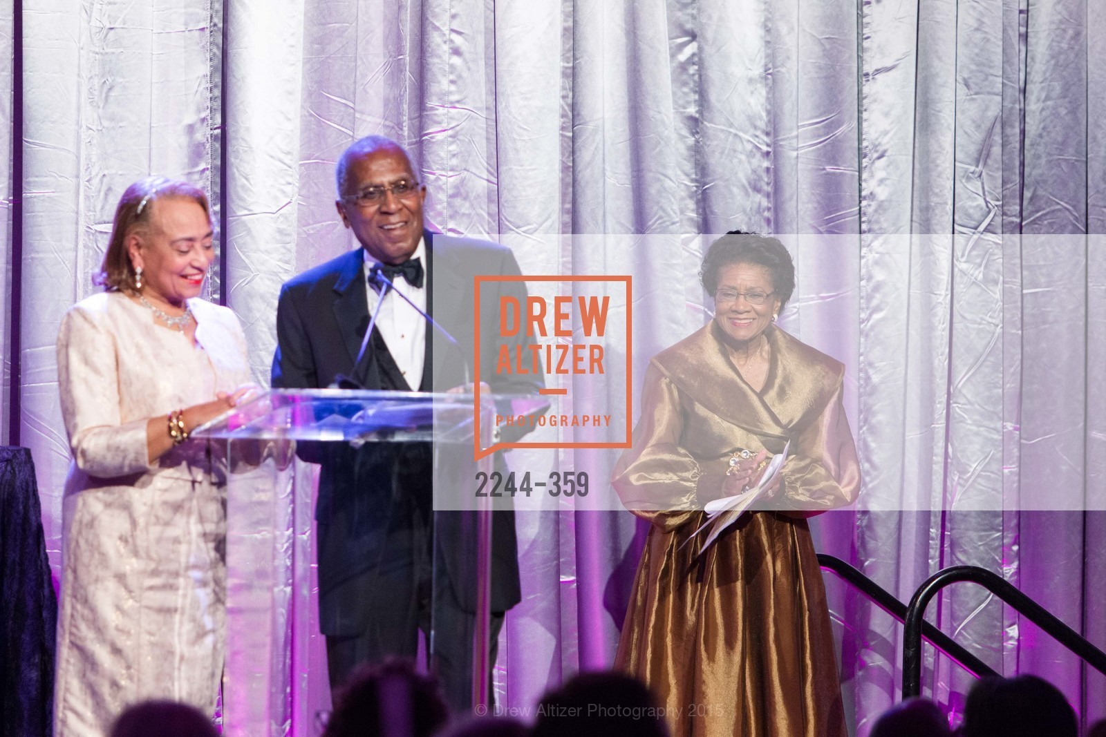 Jewelle Taylor Gibbs, James Lowell Gibbs, Belva Davis, 2015 MoAD Gala: Finding the I in Diaspora, MoAD Museum & The St. Regis, October 10th, 2015,Drew Altizer, Drew Altizer Photography, full-service agency, private events, San Francisco photographer, photographer california