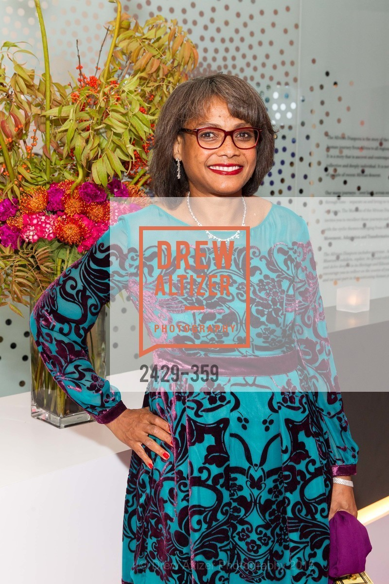 Karen Jenkins Johnson, 2015 MoAD Gala: Finding the I in Diaspora, MoAD Museum & The St. Regis, October 10th, 2015,Drew Altizer, Drew Altizer Photography, full-service agency, private events, San Francisco photographer, photographer california