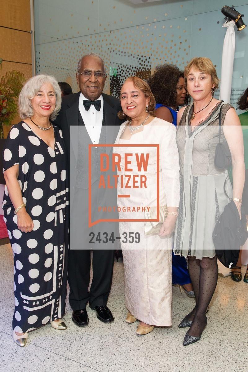 Peggy Woodford Forbes, James Lowell Gibbs, Jewelle Taylor Gibbs, Kathryn Muether, 2015 MoAD Gala: Finding the I in Diaspora, MoAD Museum & The St. Regis, October 10th, 2015,Drew Altizer, Drew Altizer Photography, full-service agency, private events, San Francisco photographer, photographer california