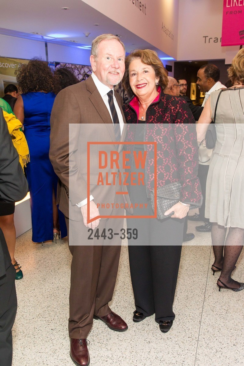 Ray Baxter, Aida Alvarez, 2015 MoAD Gala: Finding the I in Diaspora, MoAD Museum & The St. Regis, October 10th, 2015,Drew Altizer, Drew Altizer Photography, full-service agency, private events, San Francisco photographer, photographer california