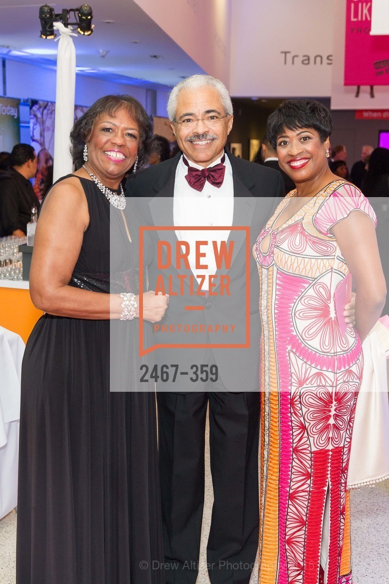 Joy Crumpton, James Potter, Beryl Potter, 2015 MoAD Gala: Finding the I in Diaspora, MoAD Museum & The St. Regis, October 10th, 2015,Drew Altizer, Drew Altizer Photography, full-service agency, private events, San Francisco photographer, photographer california