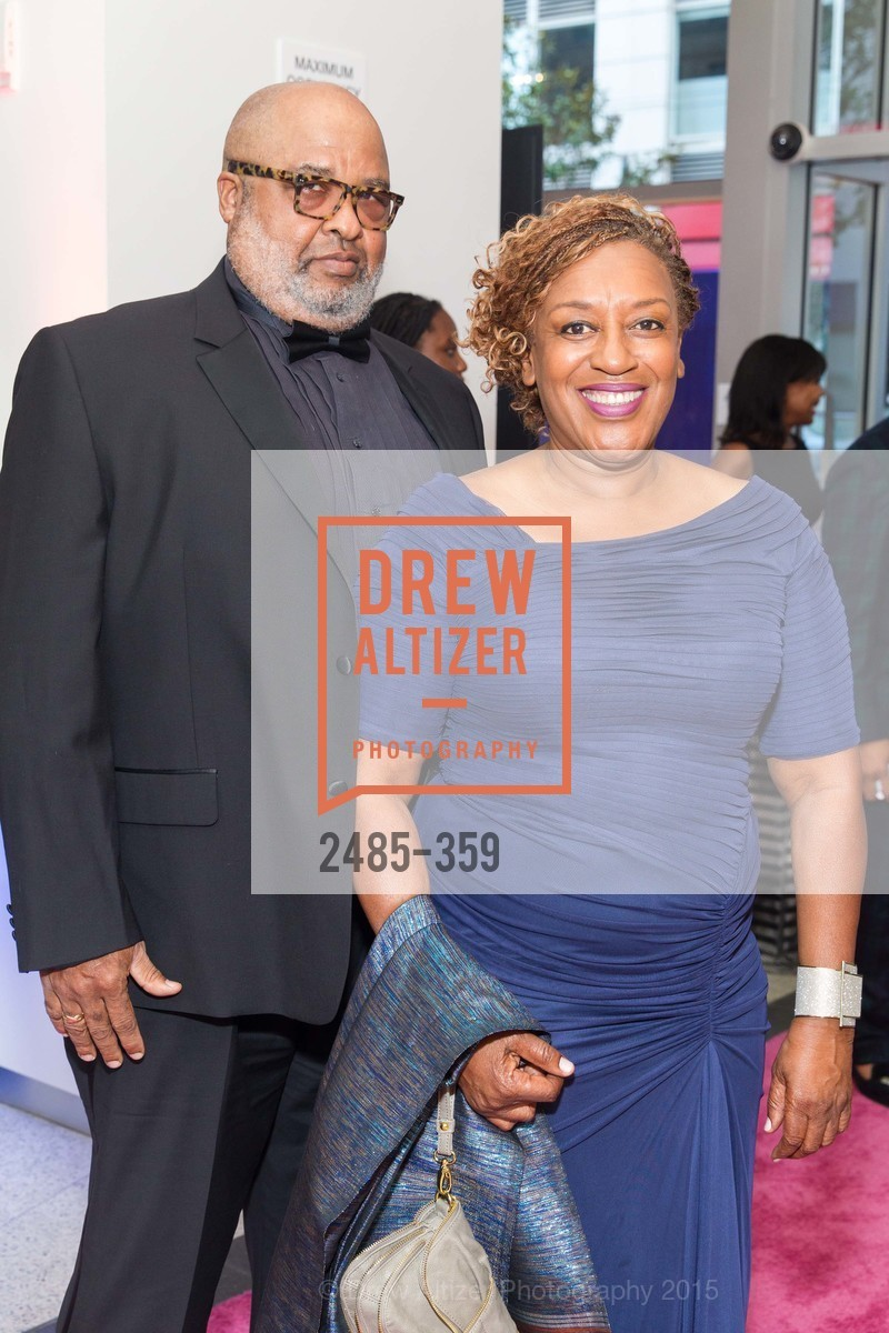 Gregory Edwards, CCH Pounder, 2015 MoAD Gala: Finding the I in Diaspora, MoAD Museum & The St. Regis, October 10th, 2015,Drew Altizer, Drew Altizer Photography, full-service agency, private events, San Francisco photographer, photographer california