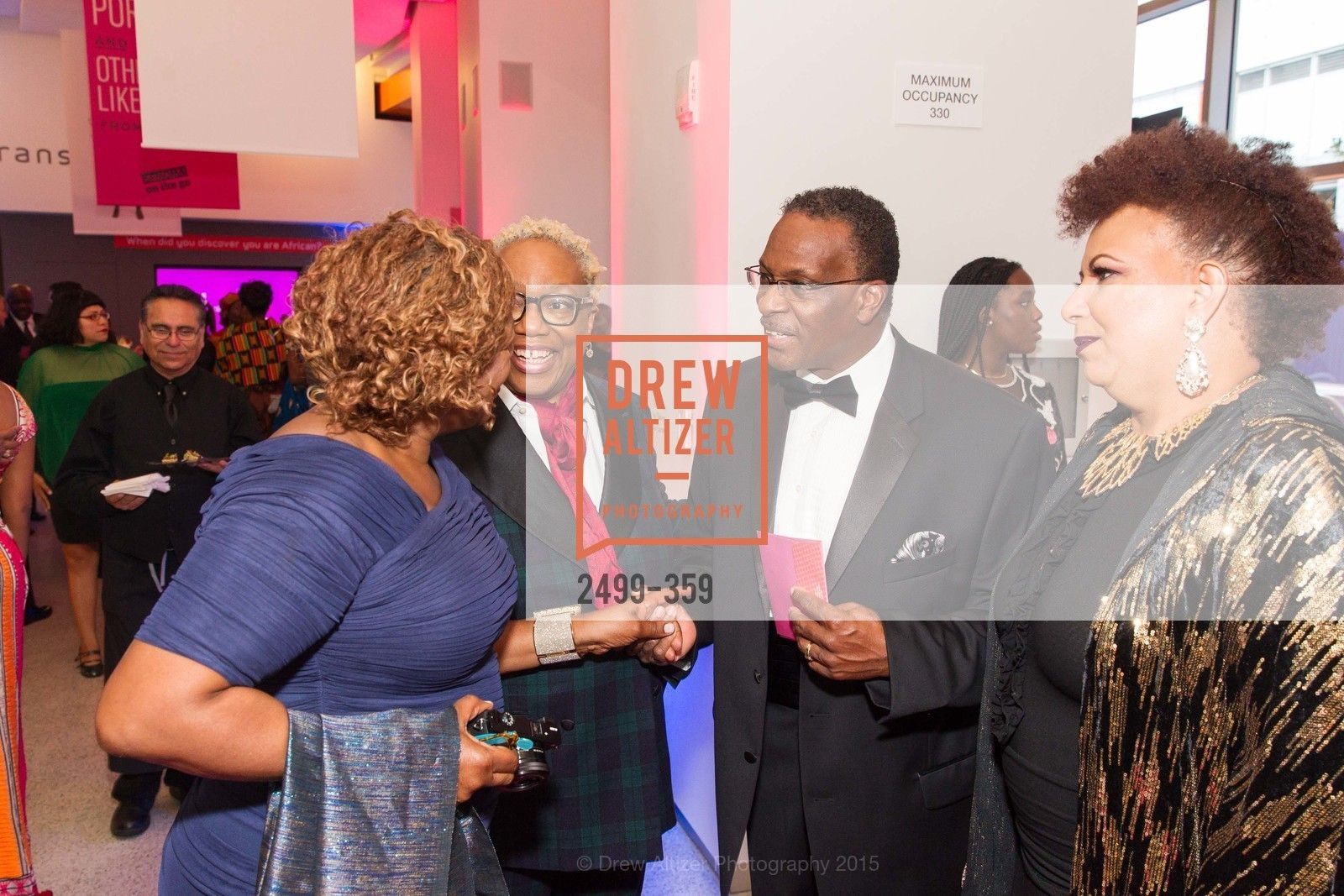 CCH Pounder, Linda Harrison, Dave Clark, J. Rosalynn Smith-Clark, 2015 MoAD Gala: Finding the I in Diaspora, MoAD Museum & The St. Regis, October 10th, 2015,Drew Altizer, Drew Altizer Photography, full-service agency, private events, San Francisco photographer, photographer california