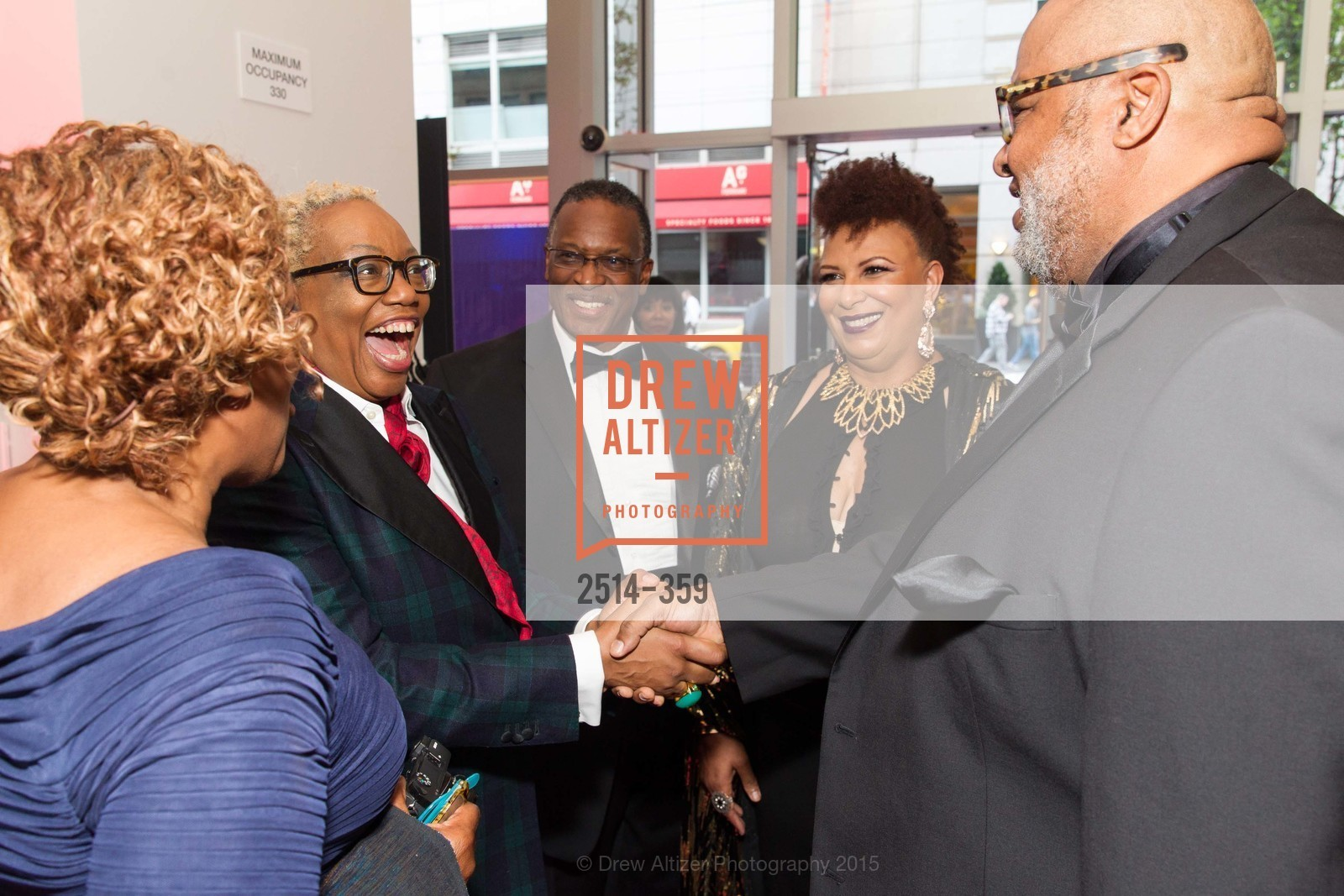 CCH Pounder, Linda Harrison, Dave Clark, J. Rosalynn Smith-Clark, Gregory Edwards, 2015 MoAD Gala: Finding the I in Diaspora, MoAD Museum & The St. Regis, October 10th, 2015,Drew Altizer, Drew Altizer Photography, full-service agency, private events, San Francisco photographer, photographer california
