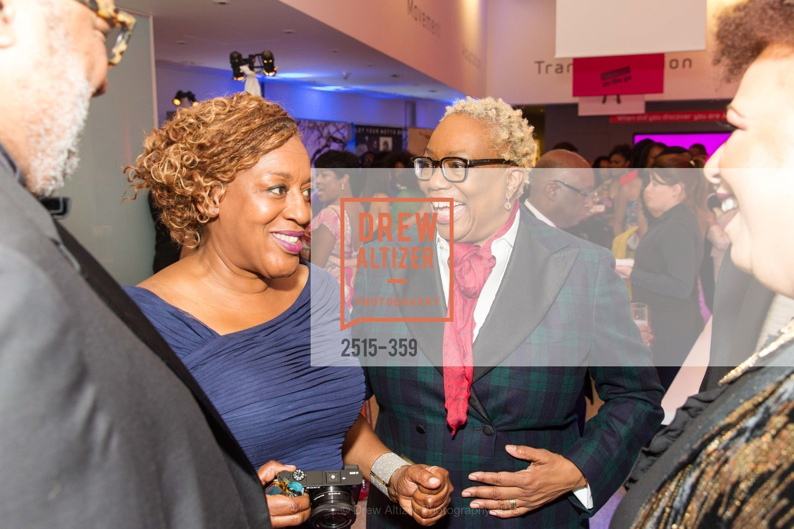 CCH Pounder, Linda Harrison, 2015 MoAD Gala: Finding the I in Diaspora, MoAD Museum & The St. Regis, October 10th, 2015,Drew Altizer, Drew Altizer Photography, full-service agency, private events, San Francisco photographer, photographer california