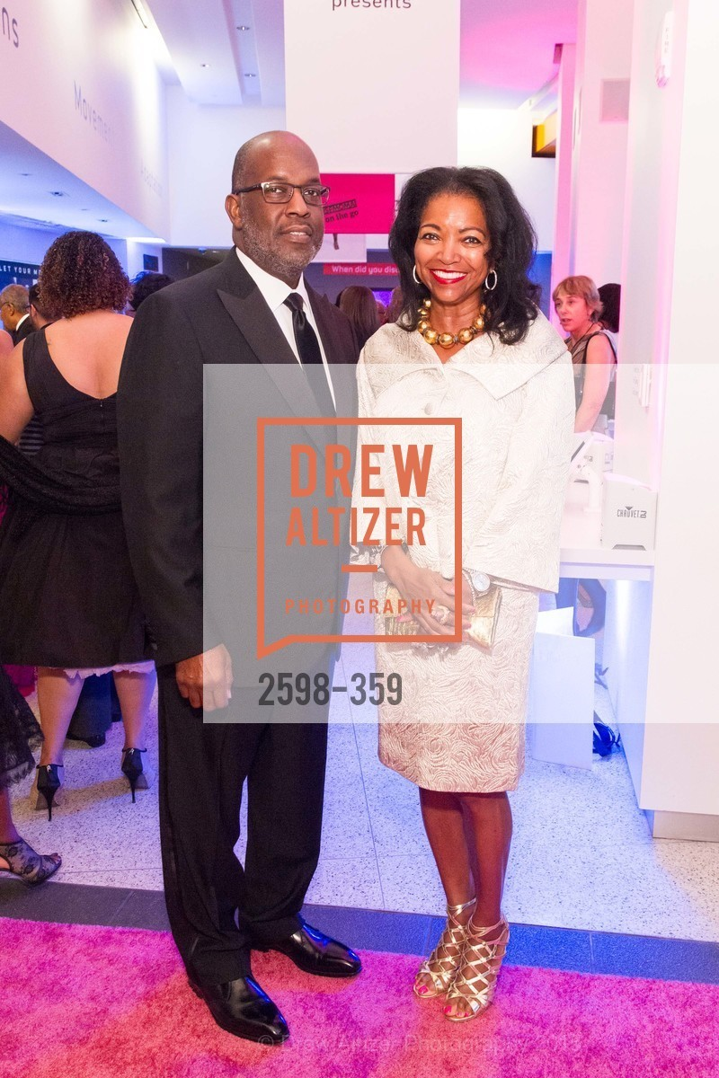 Bernard Tyson, Denise Bradley Tyson, 2015 MoAD Gala: Finding the I in Diaspora, MoAD Museum & The St. Regis, October 10th, 2015,Drew Altizer, Drew Altizer Photography, full-service agency, private events, San Francisco photographer, photographer california