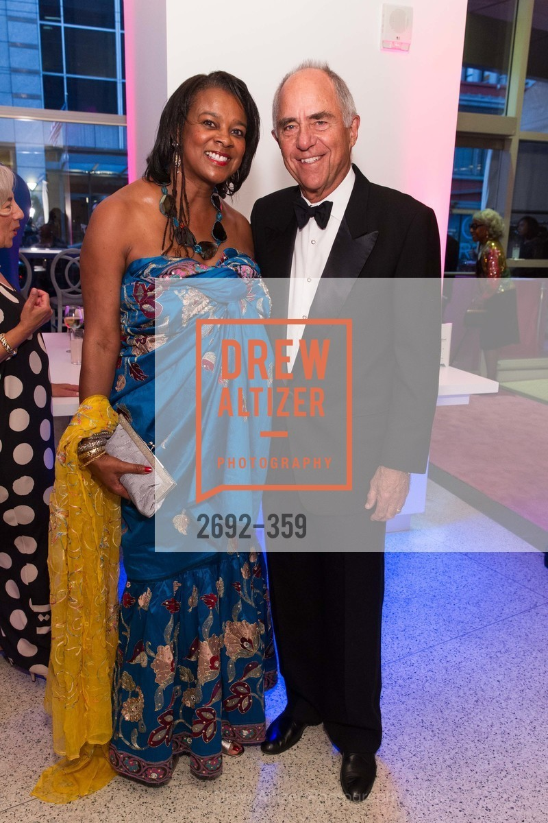 Vicki Hughes, Bill Turner, 2015 MoAD Gala: Finding the I in Diaspora, MoAD Museum & The St. Regis, October 10th, 2015,Drew Altizer, Drew Altizer Photography, full-service agency, private events, San Francisco photographer, photographer california