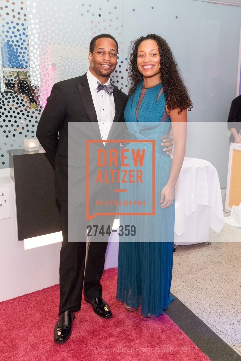 Brandon Jones, Charlotte Jones, 2015 MoAD Gala: Finding the I in Diaspora, MoAD Museum & The St. Regis, October 10th, 2015,Drew Altizer, Drew Altizer Photography, full-service agency, private events, San Francisco photographer, photographer california
