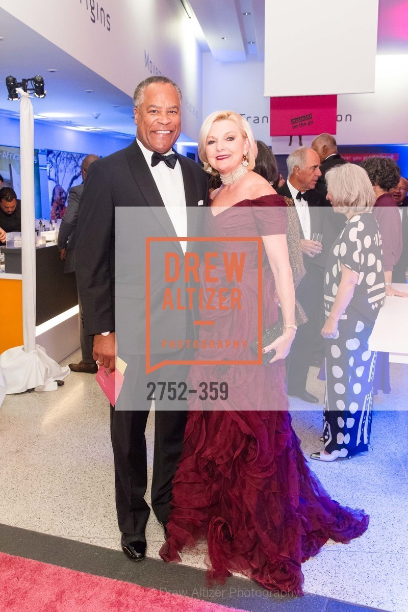 Jessie Knight, Joye Blount, 2015 MoAD Gala: Finding the I in Diaspora, MoAD Museum & The St. Regis, October 10th, 2015,Drew Altizer, Drew Altizer Photography, full-service agency, private events, San Francisco photographer, photographer california