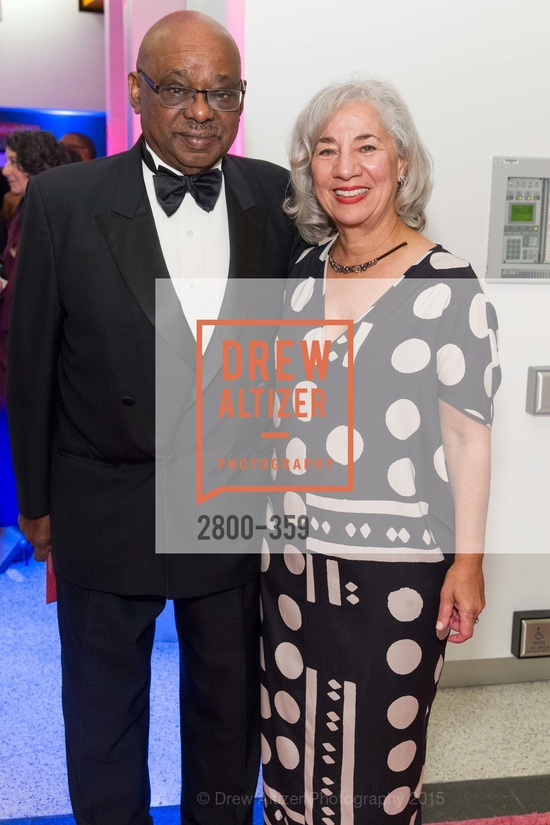 Ernie Bates, Peggy Woodford Forbes, 2015 MoAD Gala: Finding the I in Diaspora, MoAD Museum & The St. Regis, October 10th, 2015,Drew Altizer, Drew Altizer Photography, full-service agency, private events, San Francisco photographer, photographer california