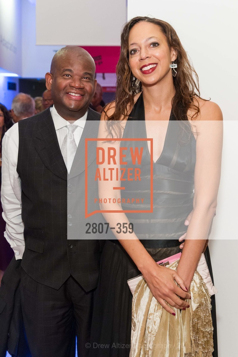 Keith Spears, Dorian Webb, 2015 MoAD Gala: Finding the I in Diaspora, MoAD Museum & The St. Regis, October 10th, 2015,Drew Altizer, Drew Altizer Photography, full-service agency, private events, San Francisco photographer, photographer california